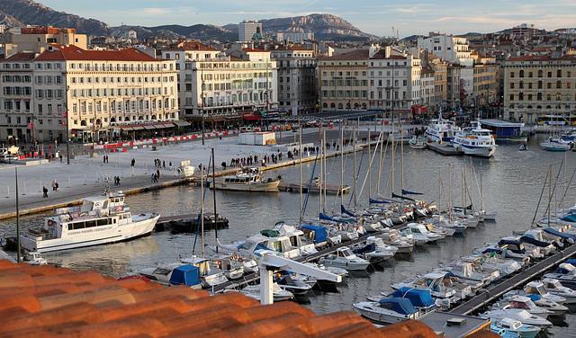 2012 12 30 Marseille aus Hotelfenster