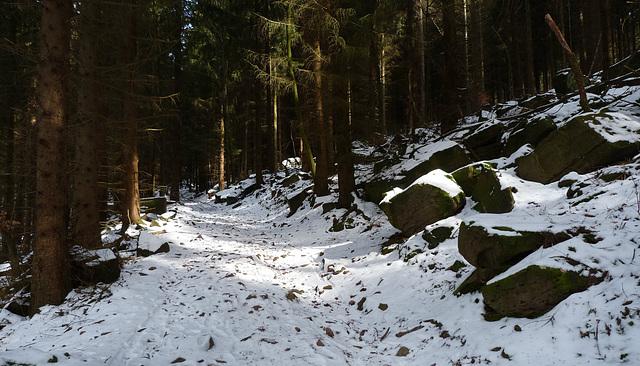 Felsenmeerweg