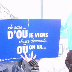 Manif pour tous - Rennes