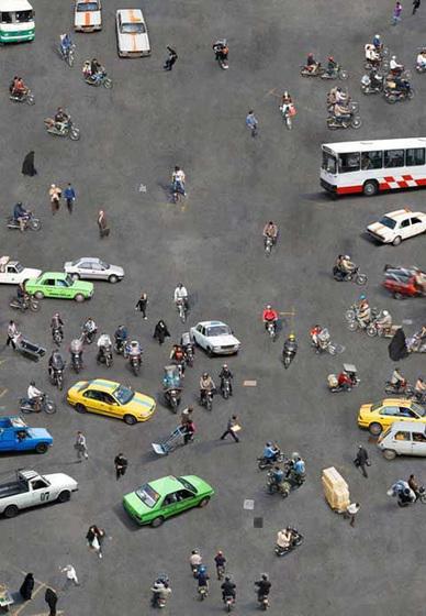 trafiko en irano