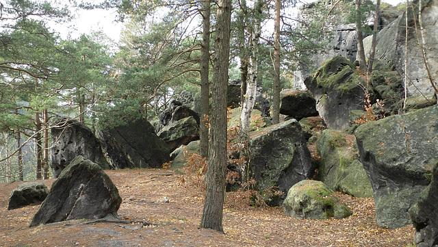 Kleinhennersdorfer Stein