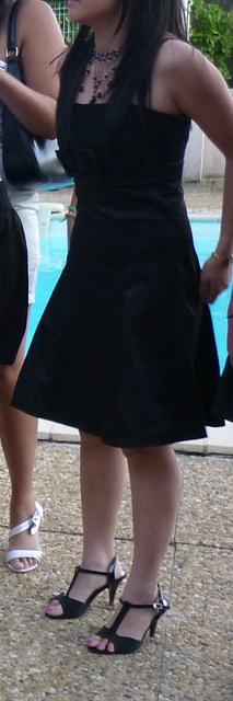 Jeune Vietnamienne en talons hauts / Young Vietnamese Lady in high heels