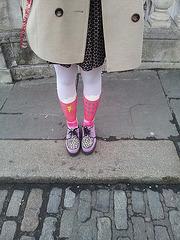 Fashion feet
