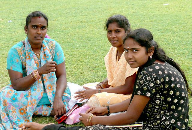naître femme : l'étudiante : l'Inde