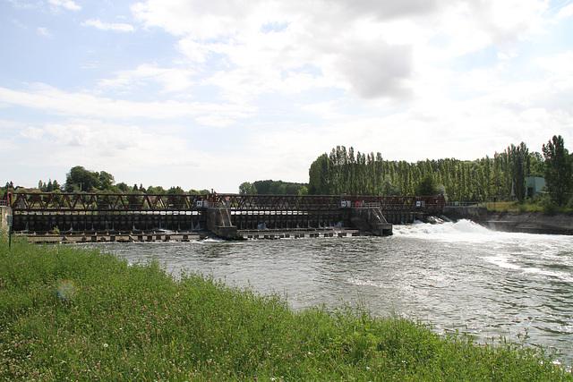 Barrage de Courlon-sur-Yonne