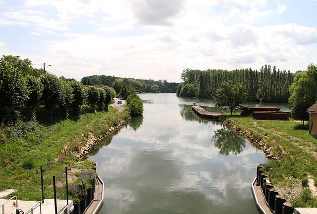 Déviation de Courlon-sur-Yonne