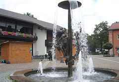 Richard-Strauß-Brunnen