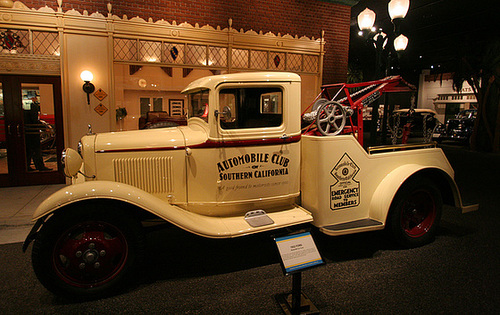 1938 Ford Truck >> ipernity: 1932 Ford Model BB Tow Truck - Petersen Automotive Museum (8004) - by Ron's Log