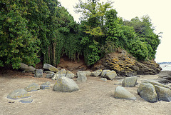 Les pierres sonnantes
