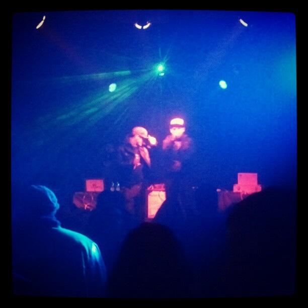 Nyko Ascia + Scasso + Dj The Funky Penguin on stage