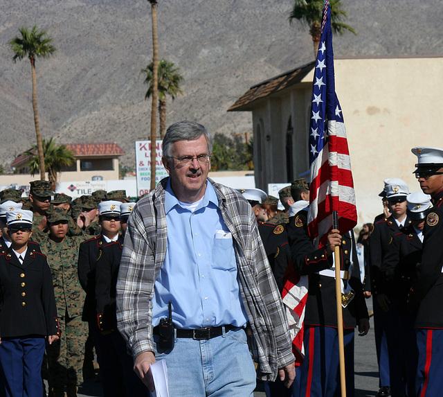 DHS Holiday Parade 2012 - Joe McKee (7526)