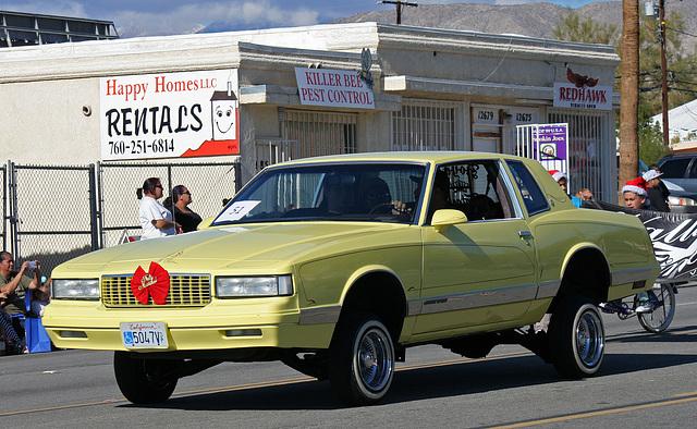DHS Holiday Parade 2012 - Lowrider (7819)