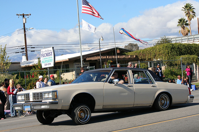 DHS Holiday Parade 2012 - Lowrider (7824)