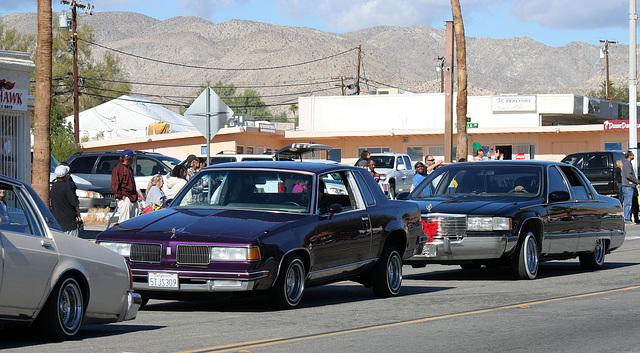 DHS Holiday Parade 2012 - Lowriders (7822)