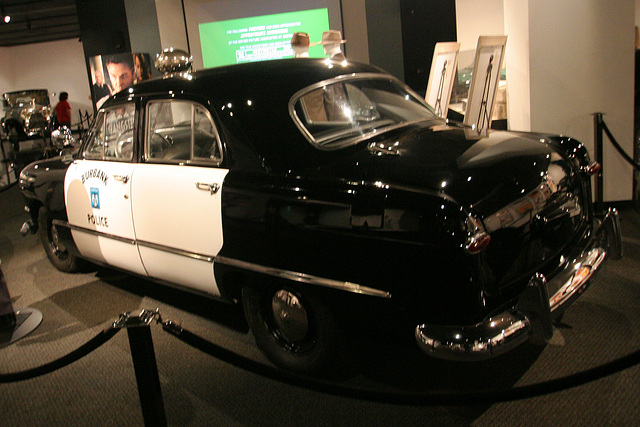 "1950 Ford Custom Sedan - ""Gangster Squad"" Movie 2013 - Petersen Automotive Museum (8190)"