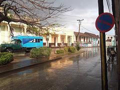 Pluie cubaine au petit matin / Early morning cuban rain
