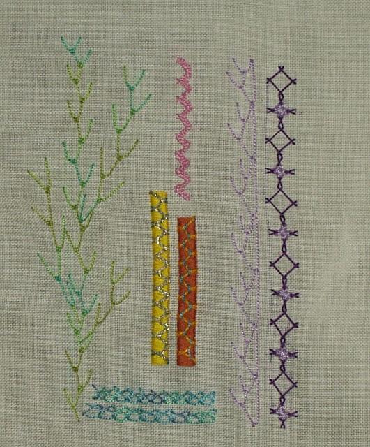 Page 1, 2013 - stitches 49 - 55