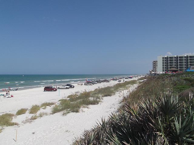 Plage floridienne / Florida beach.