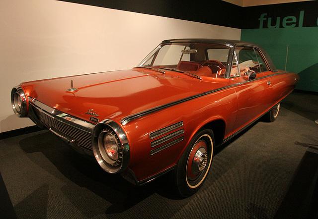1963 Chrysler Turbine - Petersen Automotive Museum (8192)