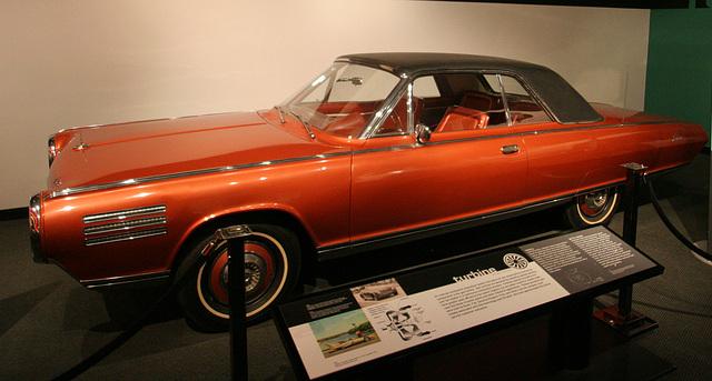 1963 Chrysler Turbine - Petersen Automotive Museum (8193)