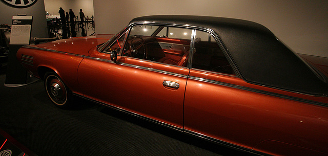 1963 Chrysler Turbine - Petersen Automotive Museum (8194)