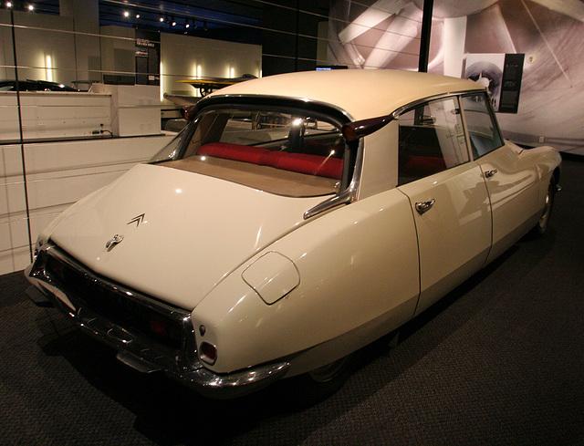 1965 Citroën DS - Petersen Automotive Museum (8164)