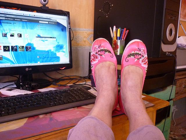 Pieds chinois / Chinese feet