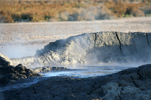 At The New Mud Volcanoes (8454)