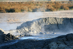 At The New Mud Volcanoes (8455)