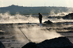 At The New Mud Volcanoes (8456)