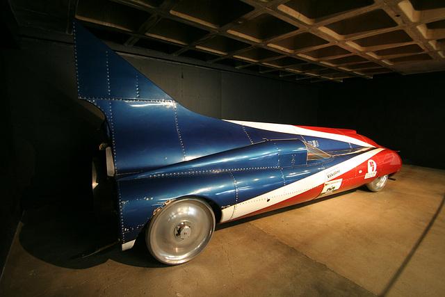 Arfons Green Monster Jet Car - Petersen Automotive Museum (7943)