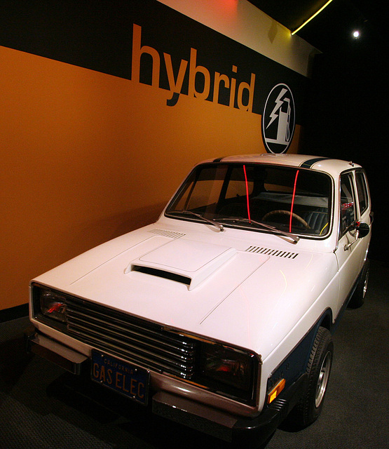 1978 Hybricon Centaur II - Petersen Automotive Museum (8055)