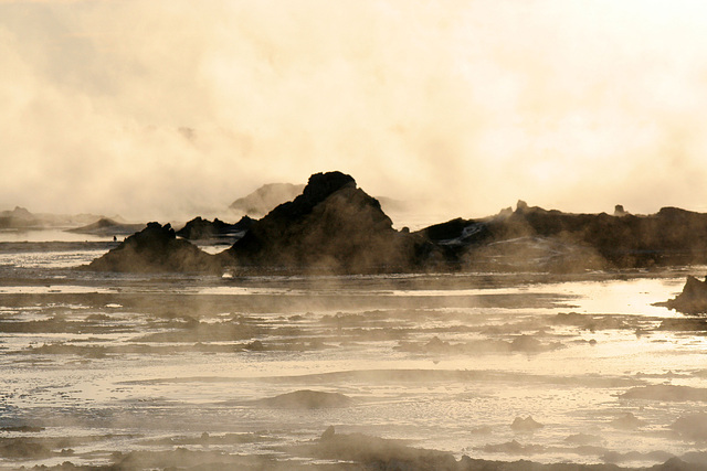 At The New Mud Volcanoes (8465)