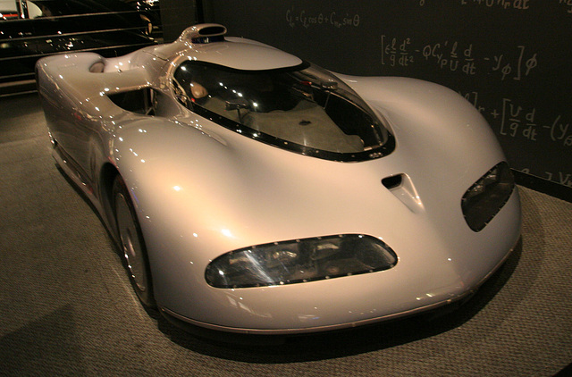 1992 Oldsmobile Aerotech - Petersen Automotive Museum (8173)