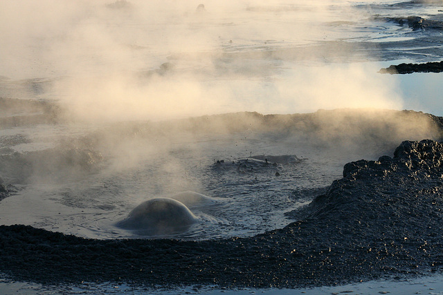At The New Mud Volcanoes (8473)