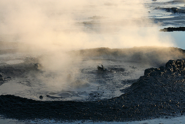 At The New Mud Volcanoes (8475)