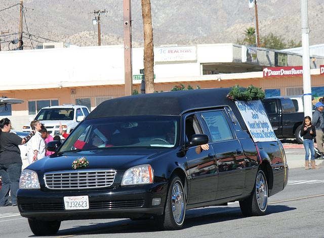 DHS Historical Society Hearse (7557)