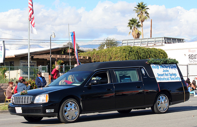 DHS Historical Society Hearse (7559)