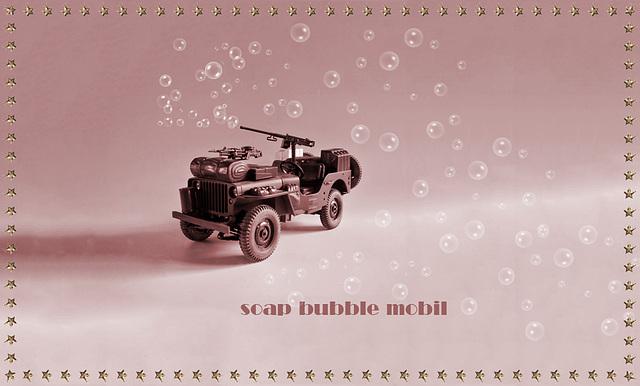 soap bubbles ☺ (chiche)