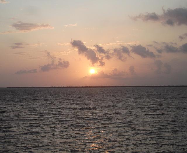 Le jour se lève......./  Good morning Mister Sunshine - El dia 8 de abril 2012.