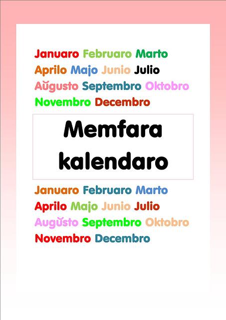 Memfara kalendaro