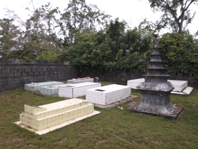 Carribean cemetery / Cimetière des Caraïbes