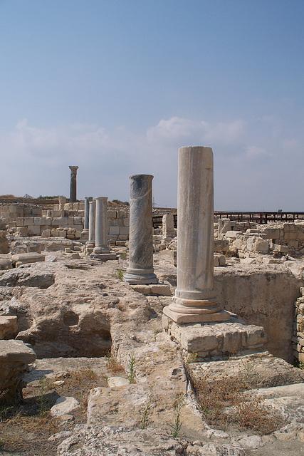 Ruins on Crete