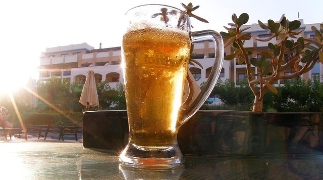 another cold beer