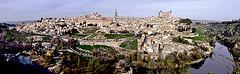 Toledo, ciudad imperial, en tres fotos fundidas