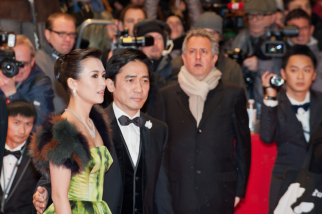 Tony Leung, Zhang Ziyi