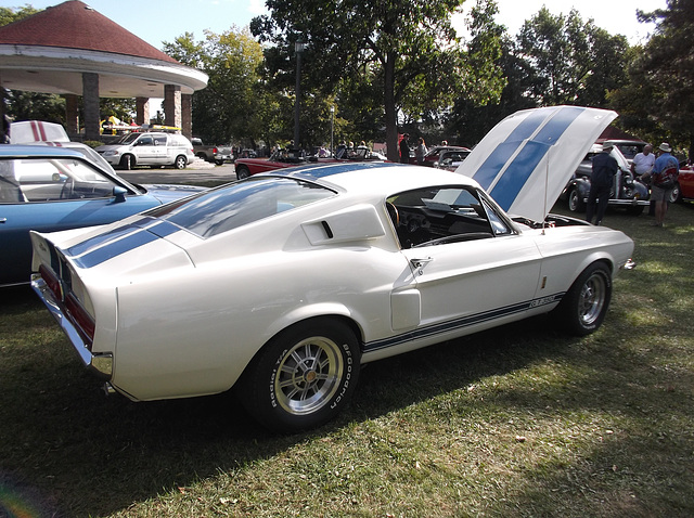 Ford GT 350  / 9 septembre 2012.