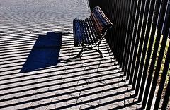 Juego de líneas y sombras
