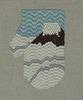 Mt. Fuji mitten