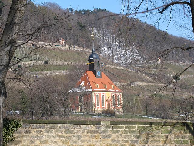 Weinbergskirche Pillnitz